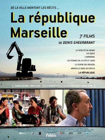 Republique Marseille Gheerbrant
