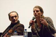 Jerôme Brodier (GNCR), Laure Tarnaud (SRF)