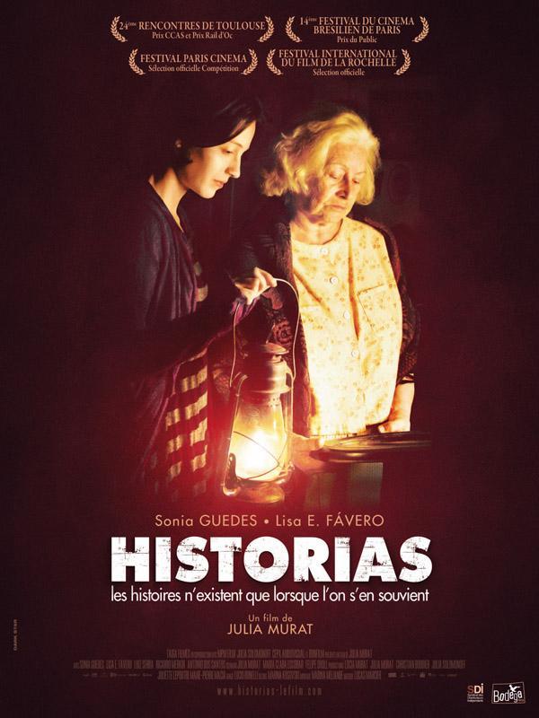 Historias-affiche