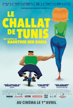 Affiche Challat de Tunis